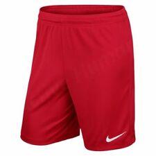 Pantaloncini rossi Nike per bambini dai 2 ai 16 anni