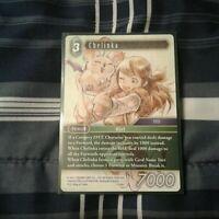 Final Fantasy TCG - Opus 7 Chelinka 7-054L NM
