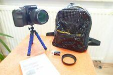 Sony Alpha A100 l 18x70mm Objekiv l XXL EXTRAS I DSLR Spiegelreflex Kamera 10MP
