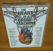 The Heart Is a Drum Machine (DVD) 2010 Christopher Pomernke documentary film NEW