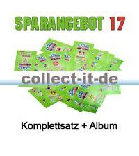 Match Attax 11/12 - Alle 403 Karten komplett + Sammelmappe