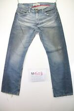 Levi's 506 Standard (Cod. M1408)tg50 W36 L32 jeans usato Vita Alta vintage Levis