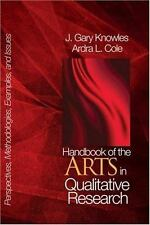 Handbook of the Arts in Qualitative Research : Perspectives, Methodologies,...