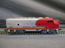Bachmann HO Scale Santa Fe F7A Powered Locomotive
