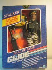12'' GI JOE HALL OF FAME  ACTION FIGURE STALKER 1991 HASBRO