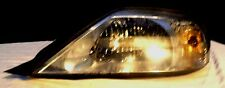 2005 Mercury Sable Left Headlight Assembly Used Fits 2000-2005 Sable