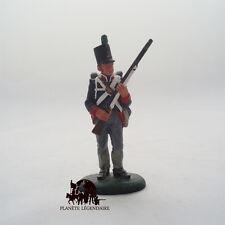 Figurine Collection Del Prado Soldat plomb Carabinier Légion Italienne 1812-15