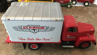 Rare Vintage 1933 International Truck Ace Hardware Ace Sets The Pace Truck
