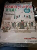 Country Living Magazine December 2020 Issue Home for the Holidays - Dolly - MORE