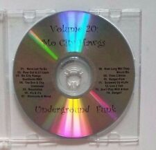CD Underground Funk - Volume 20: Mo City Hawgs (2001, screwed & chopped) 2001
