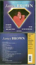 CD - JAMES BROWN : Le meilleur de JAMES BROWN - BEST OF / COMME NEUF - LIKE NEW