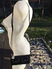New Nicole Lee Small Purse/wallet/shoulder Bag,Black,Studded