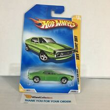 AMC Javelin AMX #16 * GREEN * 2009 Hot Wheels * ZB9