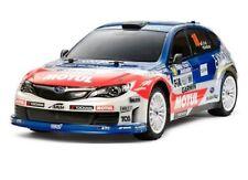 51530 Tamiya Subaru Impreza 4Wd Wrx Sti Team Arai Rc Body Set 58528/58538