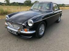 Right-hand drive 2 Doors More than 100,000 miles Vehicle Mileage MG Classic Cars