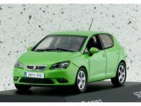 SEAT Ibiza / 4-doors - greenmetallic - Dealer Model 1:43
