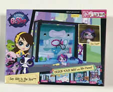 LPS Littlest Pet Shop Say Ahh to the Spa Style Set, New in factory sealed box
