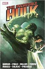 Incredible Hulk by Jason Aaron - Volume 2, Jason Aaron, Steve Dillon, Jefte Palo