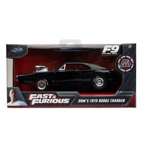 Jada Fast & Furious: F9 The Fast Saga Dom's Dodge Charger 1/32 Scale