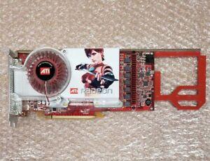 Apple 630-8647 ATI Radeon X1900 XT 512MB PCIe x16 graphics card from Mac Pro 1,1