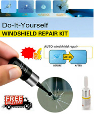 UK Automotive Glass Nano Repair Fluid Glass Crack Chip Repair Kit 2020