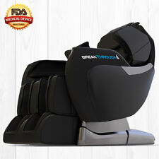 Medical Breakthrough 4 v2 Recliner Full Body, Zero Gravity Massage Chair (Black)