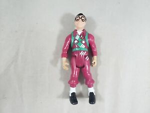 Vtg The Real Ghostbusters Power Pack Action Figure Louis Tully: Kenner 1990