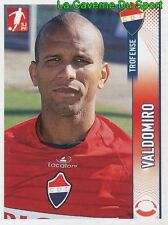 266 VALDOMIRO BRAZIL CD.TROFENSE Samsunspor STICKER FUTEBOL 2009 PANINI
