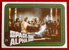 SPACE / ALPHA 1999 - MONTY GUM - Card #21 - Netherlands 1978