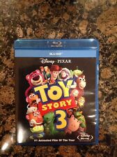 Toy Story 3 (Blu-ray) Authentic US Release Scratch Free