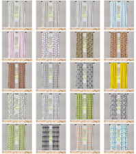 Ambesonne Printed Microfiber Windows Treatment Curtains for Living Room Ofiice