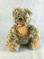Steiff Zotty Bear Jointed~ Mohair~15 Inches~Very Clean~Button/Partial tag~*Desc.