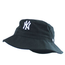 New York Yankees NY 47 Brand Bucket Hat Mens Cap Unisex One Size OSFA Fishing Bk