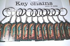 12 VIRGIN MARY SANTA VIRGEN DE GUADALUPE Llavero, key chain Madera