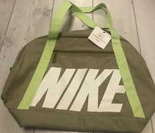 Nike Gym Club Duffel Bag. New With Tags Quantum Moss / Ghost Green / Pale Ivory
