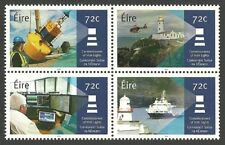 IRELAND 2016 IRISH LIGHTHOUSES SHIPS HELICOPTERS COMMUNICATIONS SET MNH