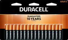 16 Pack Duracell AAA Alkaline 1.5V Batteries