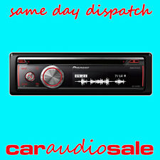 Pioneer dehx8700bt car stereo with bluetooth cd usb and auxin 4