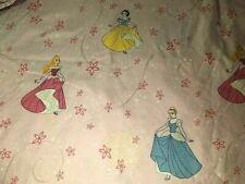 Disney Princess Twin Flat Sheet: Disney Home PINK