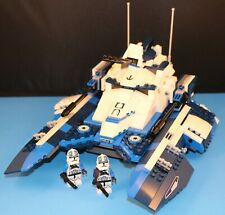 LEGO® STAR WARS™ MOC 7679 Clone Wars 501st Legion BLUE REPUBLIC FIGHTER TANK™