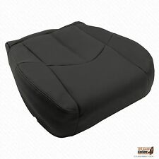 """1999 To 2003 Lexus RX300 Driver Side Bottom """"Synthetic Leather"""" Seat cover Black"""