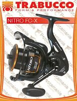 Mulinello Trabucco NITRO FC-X 2000-4000 spinning bolo match fishing