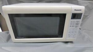 Panasonic NN-ST459W Inverter 900W 32 Litre WHITE Microwave Oven Turbo Reheat