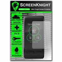 ScreenKnight Garmin VivoActive HR SCREEN PROTECTOR invisible military shield