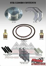 FASS FUEL SYSTEMS DIESEL TANK SUMP BOWL KIT - FITS DODGE FORD CHEVY STK-5500BO