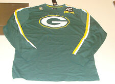 2013 Green Bay Packers End Of Line V Long Sleeves M T Shirt Majestic Football