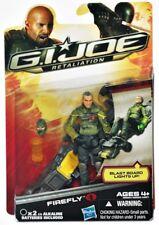 2013 GI Joe Retaliation Firefly Figure with Light Up Blast Board!