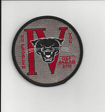 PATCH JAPANESE AIR DEFENSE  JADAG PANTHER OEF 2012 NO PROBLEM 4 YOU            j