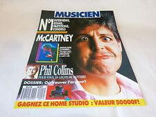 PAUL Mc CARTNEY - Publicité de magazine / Advert !!! MUSICIEN N°1 !!!