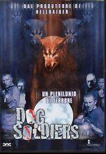 DOG SOLDIERS - DVD (USATO EX RENTAL)